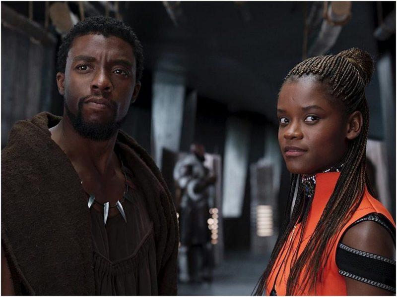 Letitia Wright habla sobre la posibilidad de una Black Panther 2 sin Chadwick Boseman